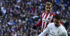   RMA 0-1 ATM (53') - Cuarto gol de Griezmann al Real Madrid (2 con la Real Sociedad y 2 con el Atlético) — MisterChip (Alexis) (@2010MisterChip) 27 de...
