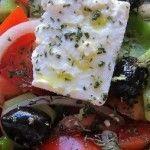 The Fridge Whisperer: Chef Deb's Authentic Greek Salad