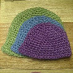 Free Crochet Character Hat Patterns | FREE SINGLE CROCHET PATTERN STRIPED SKULL HAT | Easy Crochet Patterns