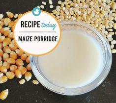 maize porridge