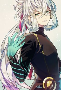 Twitter Anime Character Drawing, Character Art, Anime Boy Long Hair, Fate Servants, Boy Face, Fantasy Races, Fate Anime Series, Elsword, Anime Fantasy