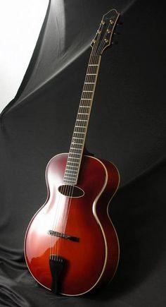 "Benedetto La Zingara Golden Period 14-1/2"" Acoustic S2135"