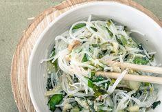 Food Porn Vegan Style: Miso dressing i świeża azjatycka sałatka / Miso dressing and fresh asian salad