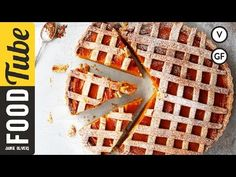 Gluten Free Pumpkin Pie | Thanksgiving Recipe | Jon Rotherham - YouTube