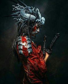 32 ideas photography girl dark scary for 2019 Dark Fantasy Art, Fantasy Women, Character Inspiration, Character Art, Dark Art Photography, Wow Art, Dark Beauty, Concept Art, Artwork