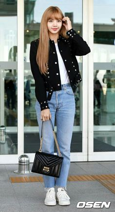 139 Best Blackpink Fashion Images In 2019 Airport Style Airport