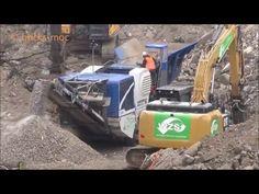Highrise Demolition Hochhaus Abbruch Duisburg Rheinhausen Recycling Day 17