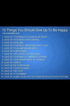 15 Things...
