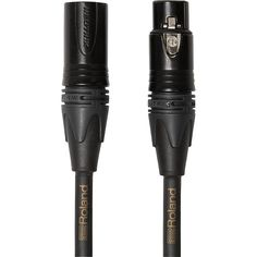 Roland Gold Series Quad Microphone Cable 15 ft.
