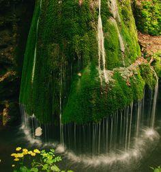 Bigar Waterfall, Carass Severin, Romania