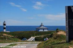 XOAN ARCO DA VELLA: Faro da Illa Pancha (Ribadeo)