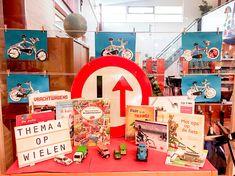 Kinderboekenweek 2019: hoeken Transportation, Travel, Voyage, Viajes, Traveling, Trips, Tourism
