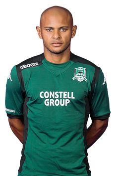 Ари № 9  Position: striker Age: 28 years Birthday: 11.12.1985 Height: 180 cm Weight: 82 kg