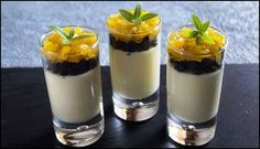 5 postres en copa para sorprender a tus invitados | Cocinar en casa es facilisimo.com