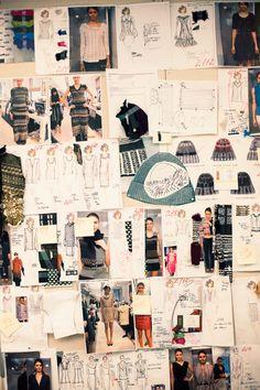 Atelier couture, Sewing, Oscar de la Renta