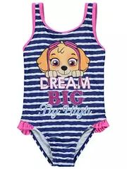 Paw Patrol Stripe Swimsuit