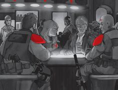 Star Wars: The Force Awakens by Phil Noto *