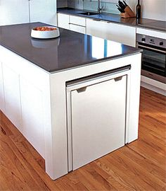 New kitchen small island with seating tiny house 54 ideas Kitchen Pantry, New Kitchen, Kitchen Interior, Kitchen Dining, Kitchen Decor, Kitchen Cabinets, Kitchen Small, Kitchen Seating, Island Kitchen