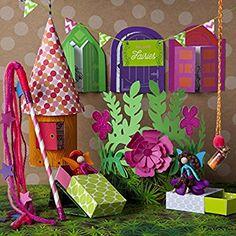 Craft-tastic I Love Fairies Kit