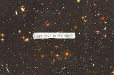 lost in my mind - the head and the heart