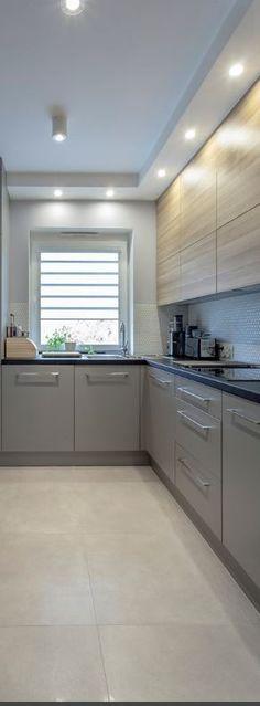Kitchen Interior, New Kitchen, Kitchen Design, Kitchen Modular, Lightning, Kitchens, Kitchen Cabinets, Diy Projects, Interior Design