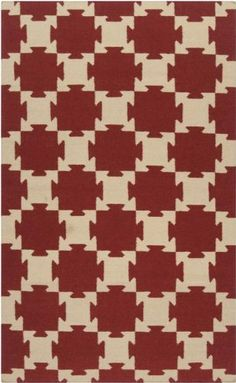 2' x 3' Rectangle Burnt Sienna Oscar Isberian Rugs Designer Area Rug Made In India. Hand Woven. Rectangle Shape. Designer Style.  #OscarIsberianRugs #Home