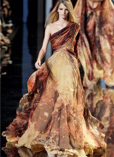 Elie Saab haute couture f/w 2010