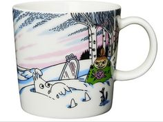 Arabia of Finland - Buy Moomin Ceramic Mugs For Sale Online Scandinavian Mugs, Scandinavian Design Centre, Scandinavian Style, Moomin Shop, Moomin Mugs, Helsinki, Tove Jansson, Mugs For Sale, Drink Holder