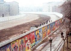 Thierry Noir's Berlin Wall  http://www.weheart.co.uk/2014/03/20/thierry-noir-berlin-wall/