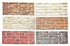 Bricks For Walls - There are ways of complementing and attractively decorated the appearance, in case your guest room compr Curtain Designs, Garage Doors, Curtains, Bricks, Guest Room, Outdoor Decor, Walls, Blinds, Brick