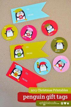 Actividades para Educación Infantil: Etiquetas navideñas