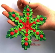 quilling my passion: Ornament