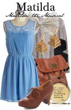 matilda - the broadway wardrobe That is Beautiful!