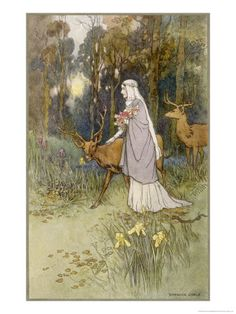 Warwick Goble, Prints and Posters at Art.com