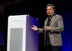 Tesla launches a stationary battery aimed at companies with variable electricity rates and homes with solar panels.