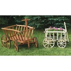 Amish Made Goat Wagons