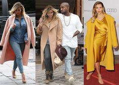 Kim Kardashian's Coats : Lucky Magazine love this coat...... Gotta have it