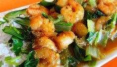 Surinam-Chinese shrimp