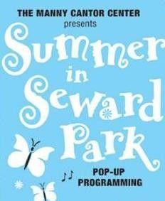 """Summer in Seward Park"" Puppets, Music & Clowns New York, NY #Kids #Events"