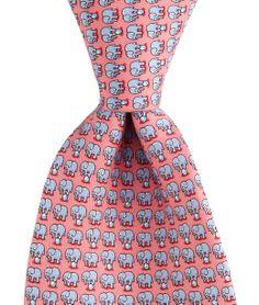 Elephant & Ball Tie