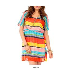 A new season calls for some fabulous new clothes to help you navigate your way through spring. Royal Blue Dresses, Affordable Dresses, New Outfits, Striped Dress, Empire, Stripes, Summer Dresses, Clothes, Fashion