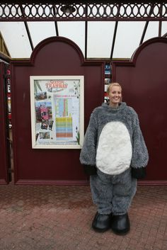 Donkey Sanctuary tie in with Seaton Tramway | Nicola's first… | Flickr