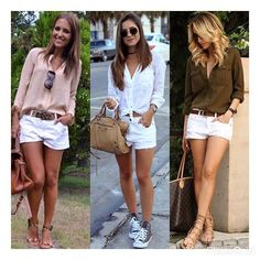 Instagram media by vestyou - Short branco + Camisa para curtir o domingão!!! 🎀 @vestyou @vestbloggers #modafeminina #modaparameninas #fashion #fashionista #fashionstyle #fashionblogger #style #streetstyle #streetfashion #itgirl #instablog #instamoda #inspiração #consultoriademoda #consultoriadeestilo #consultoriadeimagem #minspira #looks #lookbook #lookblogueira #lookdavidareal #lookinspiracao #blogueiraspe #bloggerstyle #blogueirademoda #blogueiras #blogueirasbrasil #moda