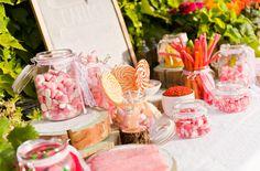 Candy bar para bodas de Fanny Funny · Tendencias de Bodas Magazine
