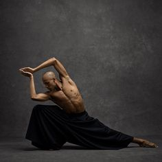 Yannick Lebrun, from the Alvin Ailey American Dance Theatre. www.nycdanceproject.com