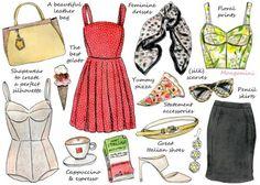 Italian Chic, Italian Girls, Italian Fashion, Italian Life, Italian Women Style, Italian Outfits, Look Fashion, Fashion Outfits, Fashion Design
