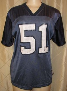 759e39bd0 ... SEATTLE SEAHAWKS LOFA TATUPU NFL FOOTBALL REEBOK JERSEY 51 YOUTH XL GO  HAWKS Reebok