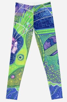 """""""""""Dream of the fullmoon"""",  mermaid fantasy, underwater """" Leggings by clipsocallipso   Redbubble"""