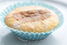 Hovkonditorn: Banana-Speculoos Muffins