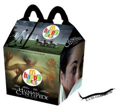 """""""The Human Centipede"""" Happy Meal"""